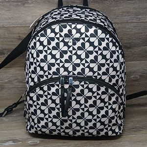 Kate Spade Large Nylon Backpack (NWT)